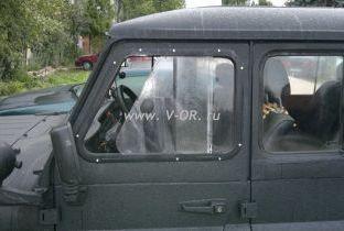 Раздвижные окна двери УАЗ 3151.jpg